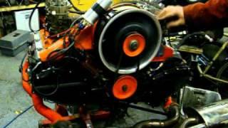 Porcshe 911 2.2 T engine first start up
