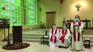 Publication Date: 2020-06-03 | Video Title: 聖嘉祿盧安加及同伴紀念 吳書成神父講道