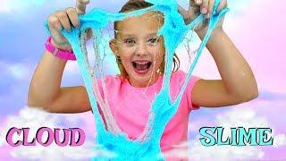 DIY CLOUD SLIME!!! - Viral Slime Tested!!!