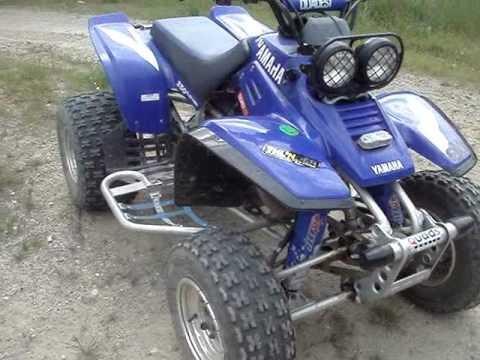 maxresdefault Yamaha Warrior 350cc Review