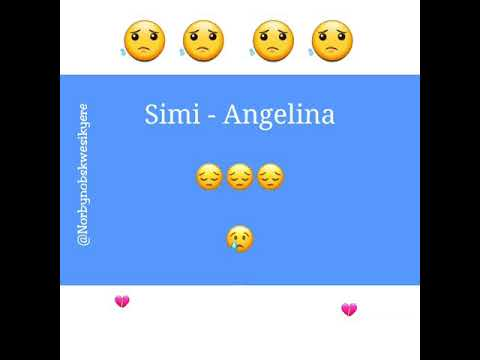 Simi - Angelina video (lyrics)