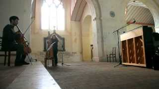 "Ce´cile Corbel ""Song to my Newborn"" (Session acoustique)"