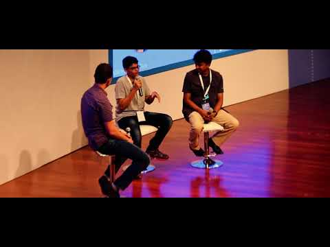 Google Mobile Developer Fest (MDF) - 5 Minute Keynote | CMRIT | Bangalore