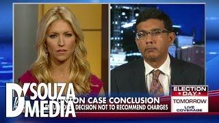 D'Souza: Clinton Foundation A