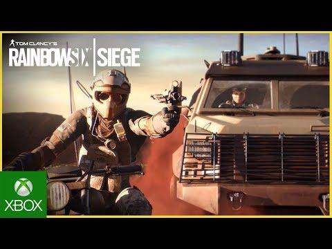 Rainbow Six Siege: Gridlock & Mozzie - OperationBurntHorizon| Trailer | Ubisoft [NA]