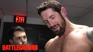 King Barrett celebrates his victory over R-Truth: WWE.com Exclusive, July 19, 2015