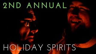 Holiday Spirits Campaign - 2nd Annual - REAL PARANORMAL | GHOST CRIER