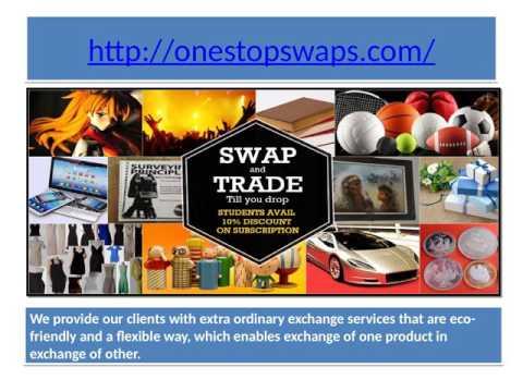 barter services online