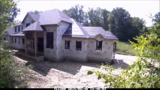 New Home Build Timelapse - Raw Footage from Brinno BCC100