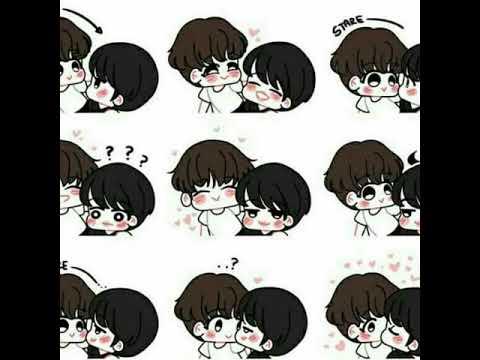 [JiKook/KookMin] Fanart!!!🚨 {18+} 🔞🔞🔞 And So Cute #1