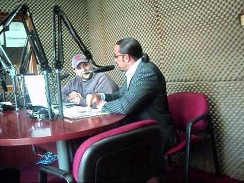 The Precious One Gilbert en ESPN Radio con Jonathan Gaudier