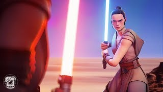 DAWN OF THE JEDI *FORTNITE X STAR WARS* (A Fortnite Short Film)