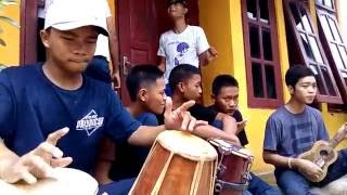 Repeat youtube video Tum Hi Ho - cover version Ukulele and Kendang @Durextion