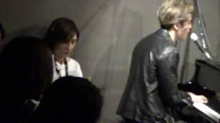 2016.12 kishiko meets samuelle オルガンクラブ ライブ 2日目より ビリ...