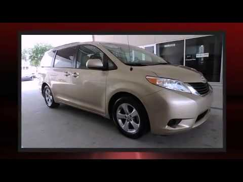 2012 toyota sienna le aas in houston tx 77054 youtube. Black Bedroom Furniture Sets. Home Design Ideas
