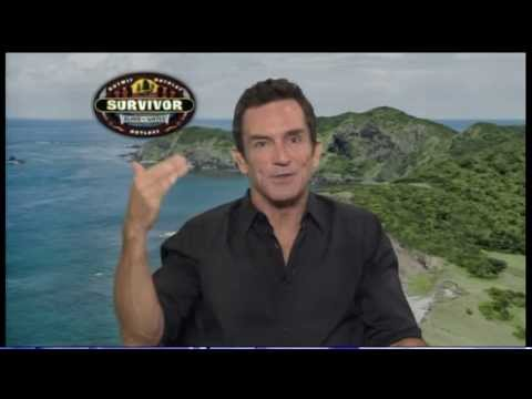 Jeff Probst: Boston Rob and Parvati are the best Survivor players ever