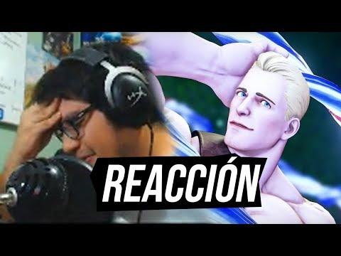 Reacción a Cody - Street Fighter 5
