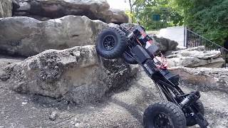 Axial Racing SCX10ii Brushless power