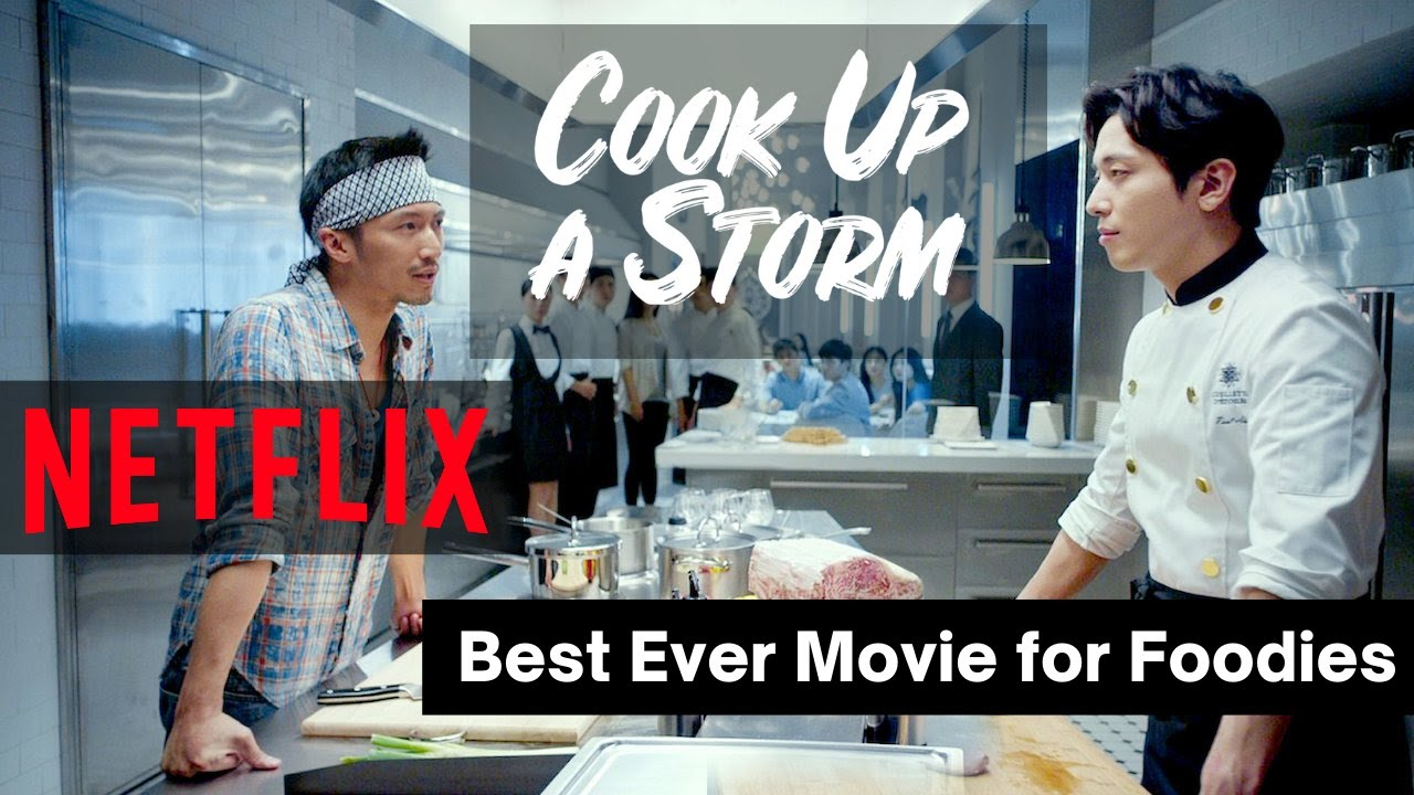 Watch Cook Up A Storm On Netflix Watch From Anywhere In The World Unblock Netflix 100 Working Youtube