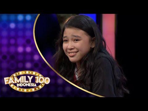 Paniknya Anneth ketika mencari telur di Misteri Box - PART 1 - Family 100 Indonesia 2019