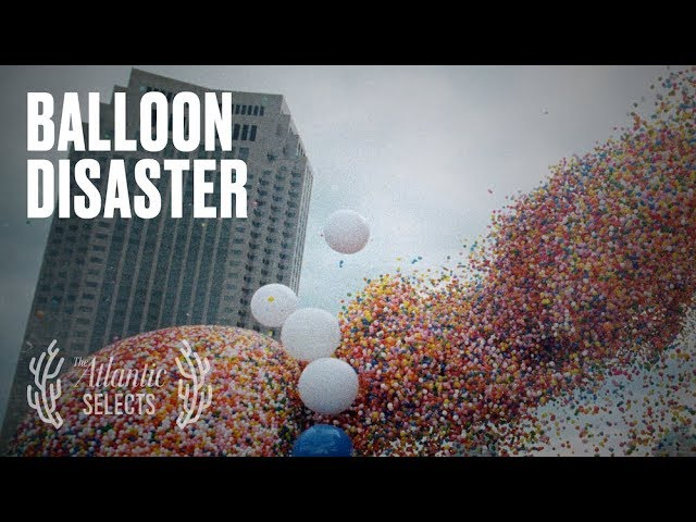 The Doomed Cleveland Balloonfest of 86