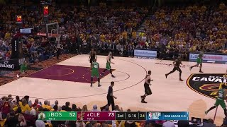 3rd Quarter, One Box Video: Cleveland Cavaliers vs. Boston Celtics