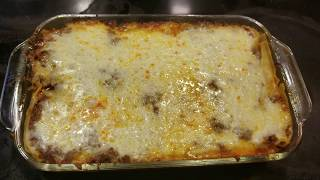 So DELICIOUS Lasagna without Cottage Cheese Recipe