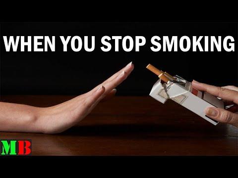 क्या होता है जब हम सिगरेट पीना छोड़ देते हैं   What Happens When You Stop Smoking? ( IN HINDI)