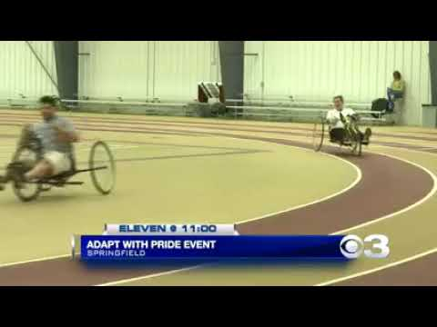 Springfield College Adapt with Pride 2018 on Western Mass News