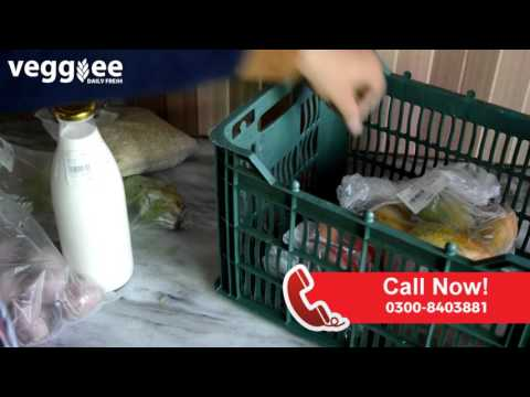 Buy Fresh Vegetables, Fruit, & Milk for Home Delivery Lahore