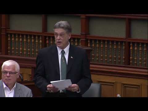 MPP Paul Miller makes statement to get Ontario Liberal Government moving on Bill 6