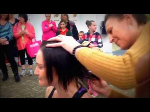 Head Shave at Anytime Fitness Wyoming