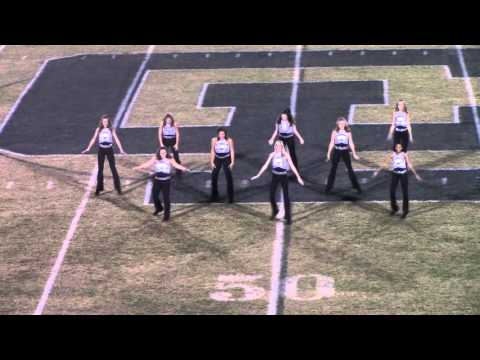 Charlotte Latin School Dance Team Bang Bang
