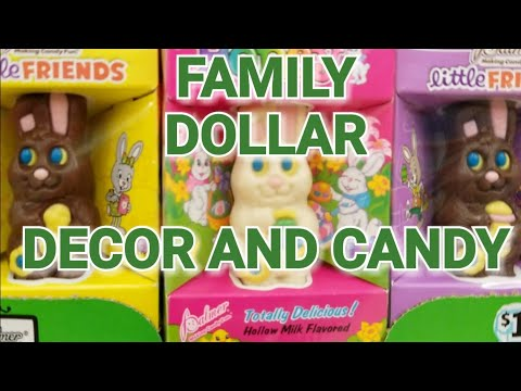 FAMILY DOLLAR EASTER 2019