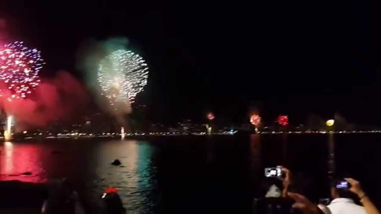 Gala de pirotecnia acapulco fin de a o 2014 a o nuevo 2015 - Fin de ano en toledo ...