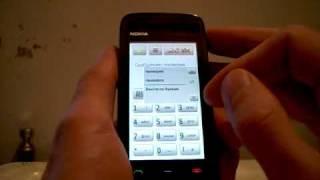 Обзор ОС Blackberry 10 - как работает клавиатура, ввод текста