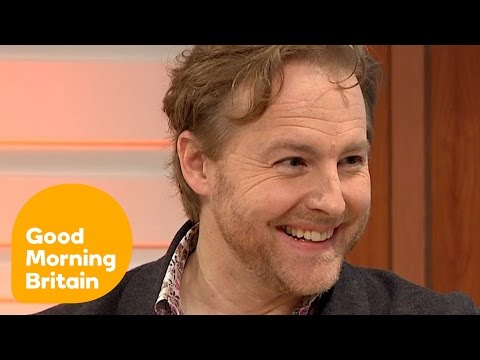 Actor Samuel West On His Role In Mr Selfridge  Good Morning Britain