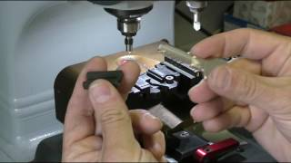 видео Изготовление ключей Cisa