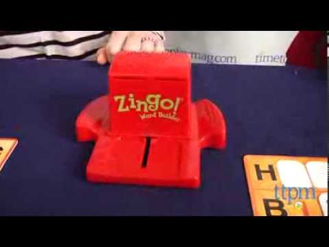 Zingo! Word Builder from ThinkFun