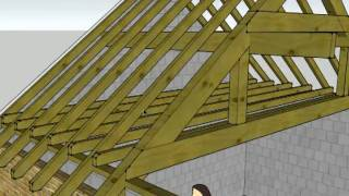 Roof structure summary