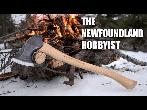 BEST CAMPFIRE COOKING - THE PERFECT AXE - [NLH 9]