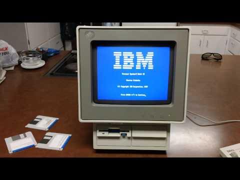 My IBM PS/2 Model 25