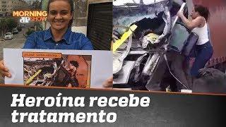 Mulher que ajudou motorista em acidente com Boechat reberá tratamento para doença rara