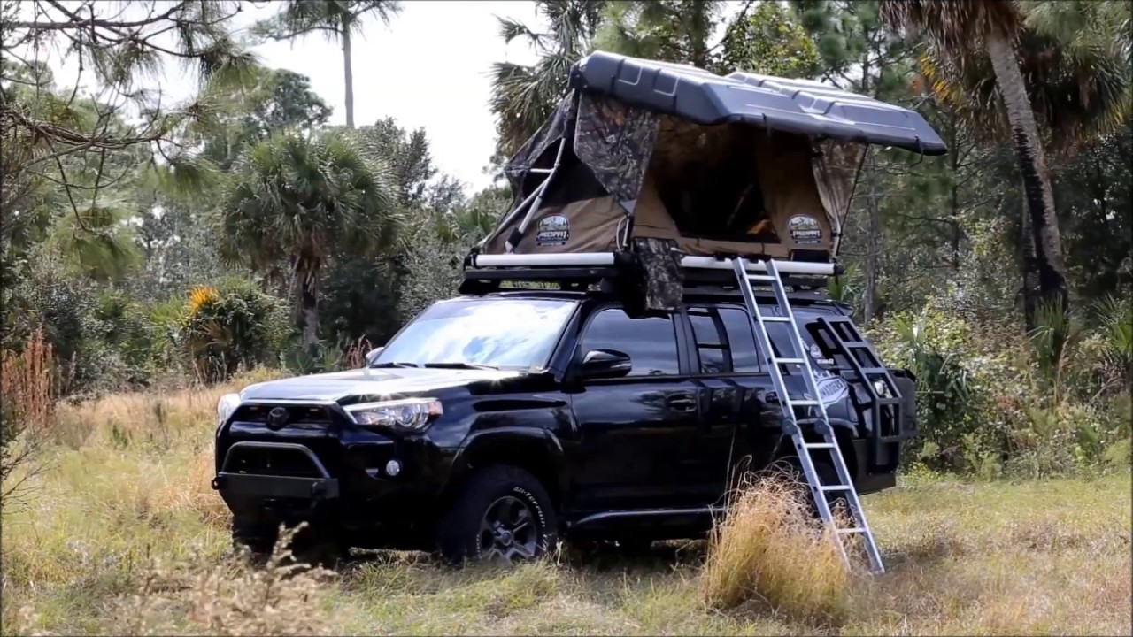4 Runner Roof Top Tent