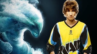 Dota 2 - Dendi plays Morphing (Top lane)