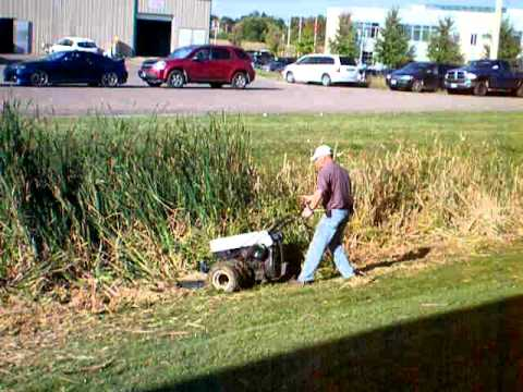 Gravely Com 12 Cutting Cat Tails