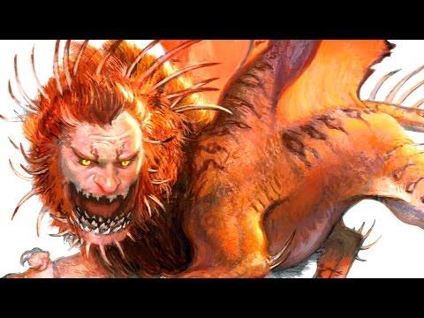 10 criaturas mitología griega más importantes