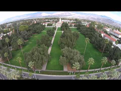University of Redlands From the Air