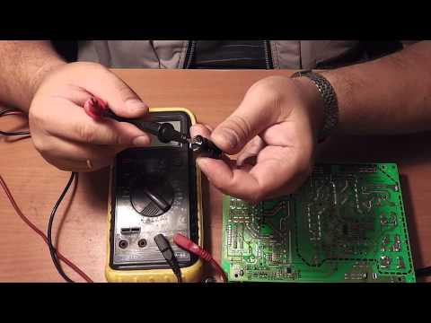 Ремонт LCD телевизора XORO,