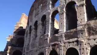ローマ・古代円形競技場コロッセオ